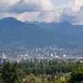 View toward Vancouver.- Bloedel Conservatory