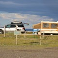 Trailers welcomed.- Summer Lake Hot Springs Campground