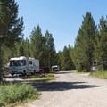 Riverside Campground.- Riverside Campground