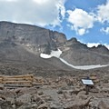 The mission ahead.- Longs Peak: Keyhole Route