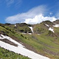 Snow traverses can last into early July depending on the depth of winter snowpack.- Mount Blackmore