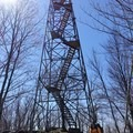 Shuckstack Fire Tower.- Gregory Bald + Shuckstack Fire Tower via Twentymile Loop