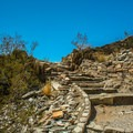 Approaching the summit of Piestewa Peak.- Piestewa Peak Summit Trail, Phoenix Mountain Preserve
