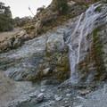 The waterfall.- San Antonio Falls