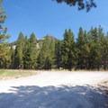 Black Butte Parking.- Big Horn Peak