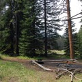 Communal area at WF1.- Big Horn Peak