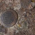 USGS Marker on Big Horn Peak.- Big Horn Peak