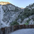 San Antonio Falls. After a climb, you'll soon approach the headwaters.- Mount Baldy Summit via Ski Hut Trail