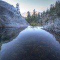 An ideal pool to cool off in.- Cooper Canyon Falls