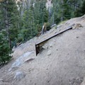 Watch for these hard-to-notice spurs that split from the main trail and climb down to swimming holes.- Cooper Canyon Falls