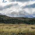 Torres del Paine National Park near Paine Grande.- The W Trek