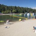 Lake Gregory Regional Park.- Lake Gregory Regional Park