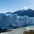 Glaciar Perito Moreno near El Calafate, a worthwhile side excursion if traveling to Torres del Paine from the Argentinian side.- The W Trek