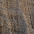 A wall detail in Red Rock Canyon State Park.- Ricardo Campground