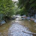 The Narrows.- Bridge to Nowhere / East Fork San Gabriel River Trail