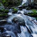 Falls along Boulder Creek. - Boulder Creek Falls