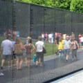Vietnam Veterans Memorial.- National Mall + Memorial Parks
