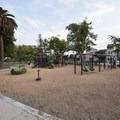 Playground in Central Park in Pasadena.- Pasadena Central Park