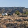 Mojave River Forks Regional Park Campground.- Mojave River Forks Regional Park Campground
