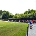 The Vietnam Veterans Memorial.- National Mall + Memorial Parks