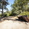 Group Site C at Shady Cove Group Campsites.- Shady Cove Group Campsites