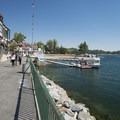 Lake Arrowhead Village promenade. - Lake Arrowhead
