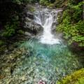 Great spot to just relax- Brandy Creek Falls