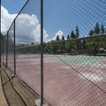 Tennis courts at Meadow Park.- Meadow Park