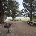 Juniper Point Day Use Picnic Area.- Juniper Point Day Use Picnic Area
