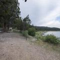 Big Bear Lake Shoreline at Juniper Point Day Use Picnic Area.- Juniper Point Day Use Picnic Area