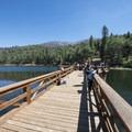 Fishing Pier at Jenks Lake.- Jenks Lake