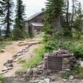 Granite Park Chalet.- Granite Park Chalet