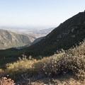View of Yucaipa from the Morton Ridge Trail.- Morton Peak Hike