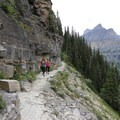 Highline Trail.- Highline Trail