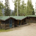 The guest cabins at Holzwarth operated until 1973.- Holzwarth Historic Site