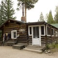 Mama's Cabin, the original homestead.- Holzwarth Historic Site