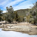 Grandview Campground amphitheater.- Grandview Campground