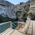 A climb of 157 stairs is required to access the island.- Anacapa Islands