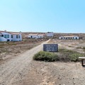 Several buildings remain on the island, including the park rangers' cabin and a visitor center.- Anacapa Islands