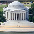The Thomas Jefferson Memorial.- National Mall + Memorial Parks