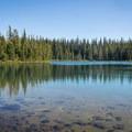 Karen Lake.- Yoran Lake Trail