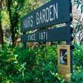 Entrance to Amir's Garden.- Amir's Garden, Griffith Park