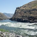 China Rapids along the Lower Salmon River.- Lower Main Salmon River: Pine Bar to Heller Bar