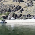 More power boats are on the Snake River.- Lower Main Salmon River: Pine Bar to Heller Bar