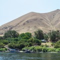 Cache Creek Ranch along the Snake River is a good spot for a lunch break. - Lower Main Salmon River: Pine Bar to Heller Bar