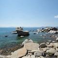 The Bonsai Rock cove.- Bonsai Rock