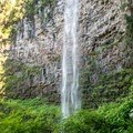 Watson Falls is the second highest in Oregon.- Watson Falls Hike