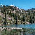 Volcano Lake.- Volcano Lake Hike