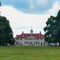George Washington's Mount Vernon mansion.- George Washington's Mount Vernon