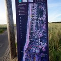 Trail maps are posted at most entrances.- Lewis and Clark Discovery Trail